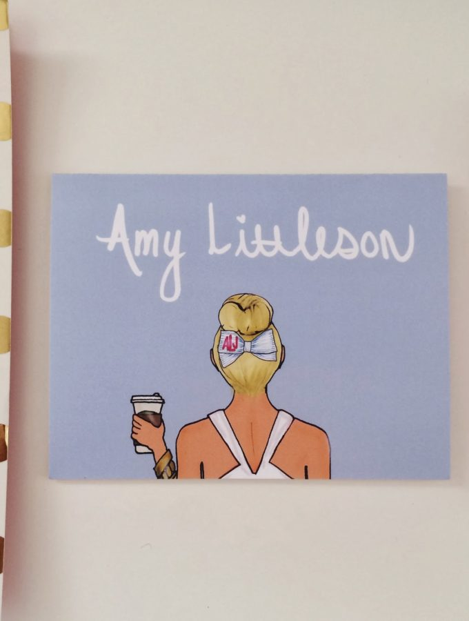 Loving This: Ashley Brooke Designs Stationary