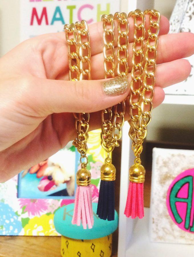 Loving This: Cathryn Ann Tassel Bracelets