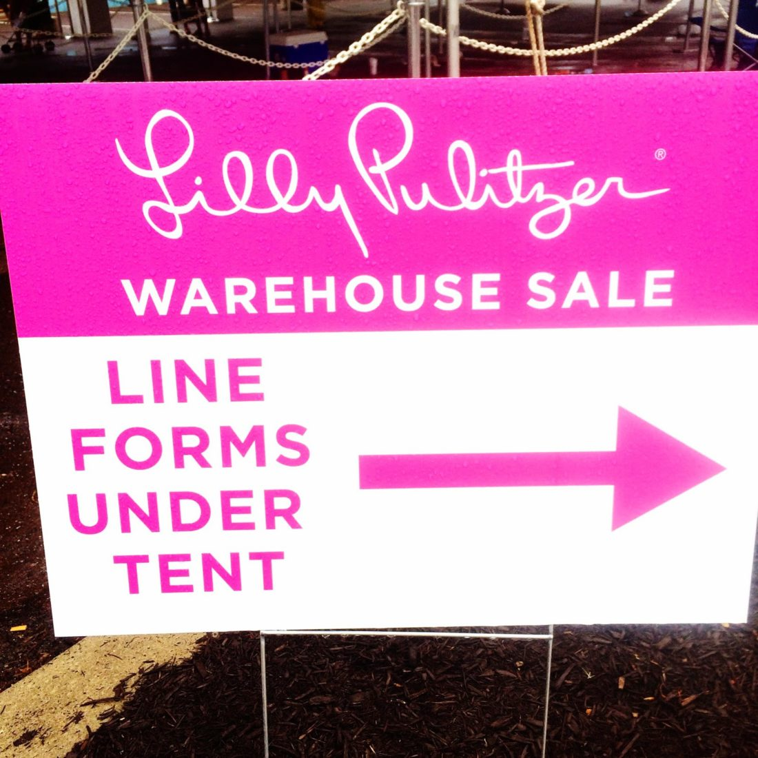 49674a5ef3b It s like Christmas in June and a favorite tradition of my mother s… the Lilly  Pulitzer Warehouse Sale.