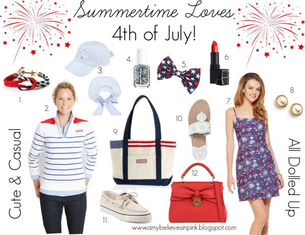 Summertime Loves: 4th of July