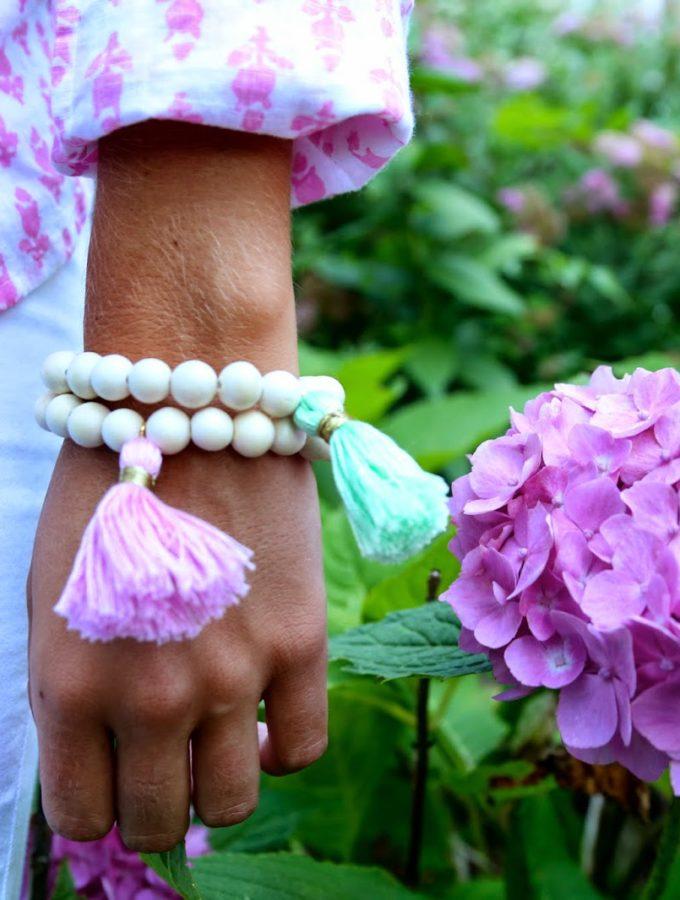 Loving This: Fancy Freebirds Tassel Bracelets