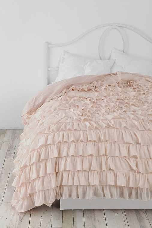 Dorm Decor Bedding I Believe In Pink