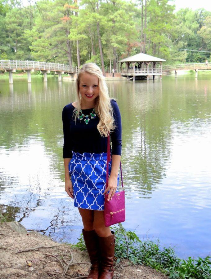 September Skirt feat. Caroline Dawn