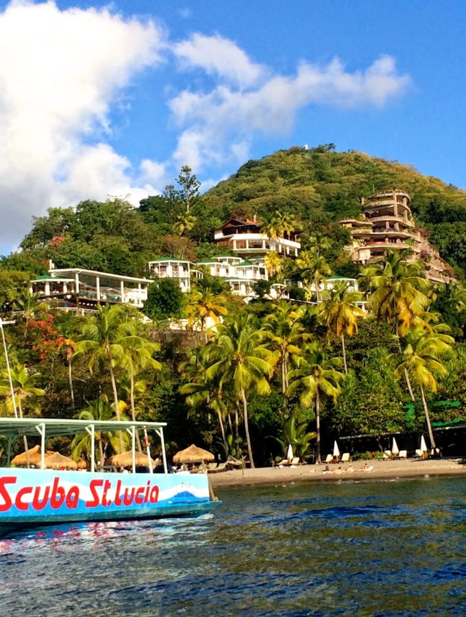 Reminiscing on St. Lucia