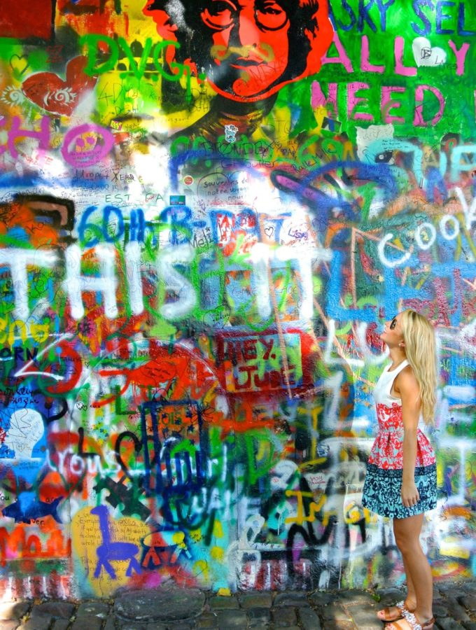Visit to the John Lennon Wall