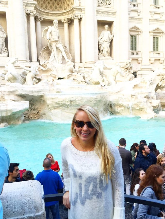 Travel Diary: Rome