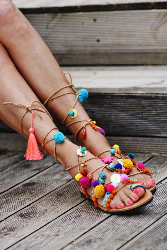 IBIP Obsession: Embellished Sandals