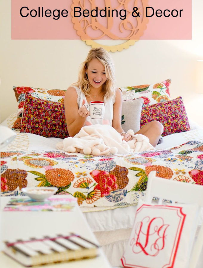Best Places to Shop for College Bedding & Decor