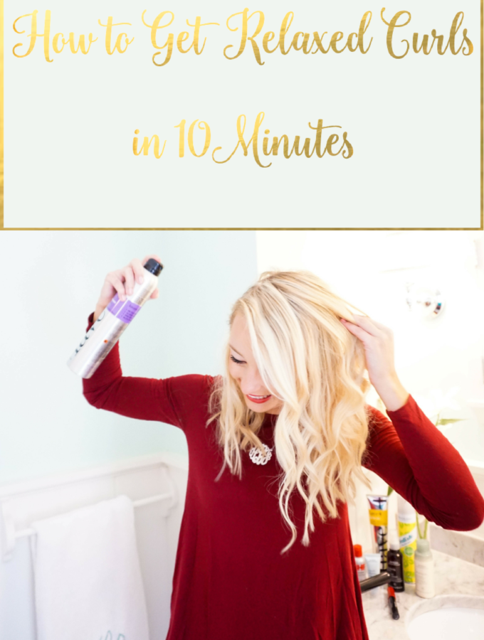 How to Get Relaxed Curls in Under 10 Minutes