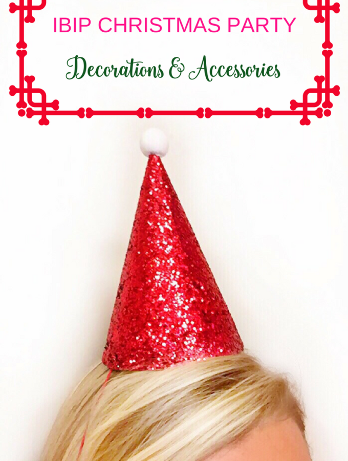 IBIP Christmas Party Decorations & Accessories