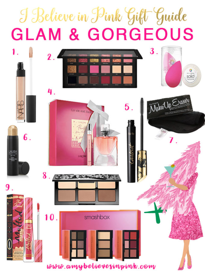 IBIP Gift Guide: Glam & Gorgeous