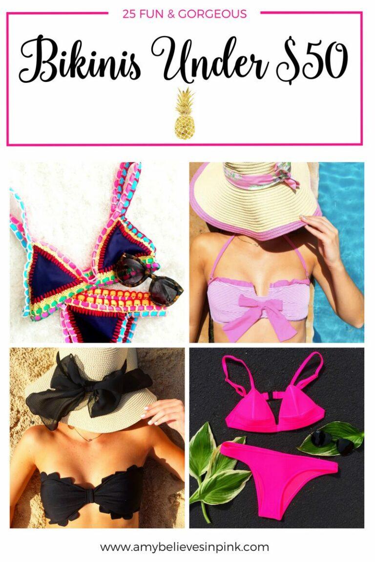 The 25 best bikinis under $50