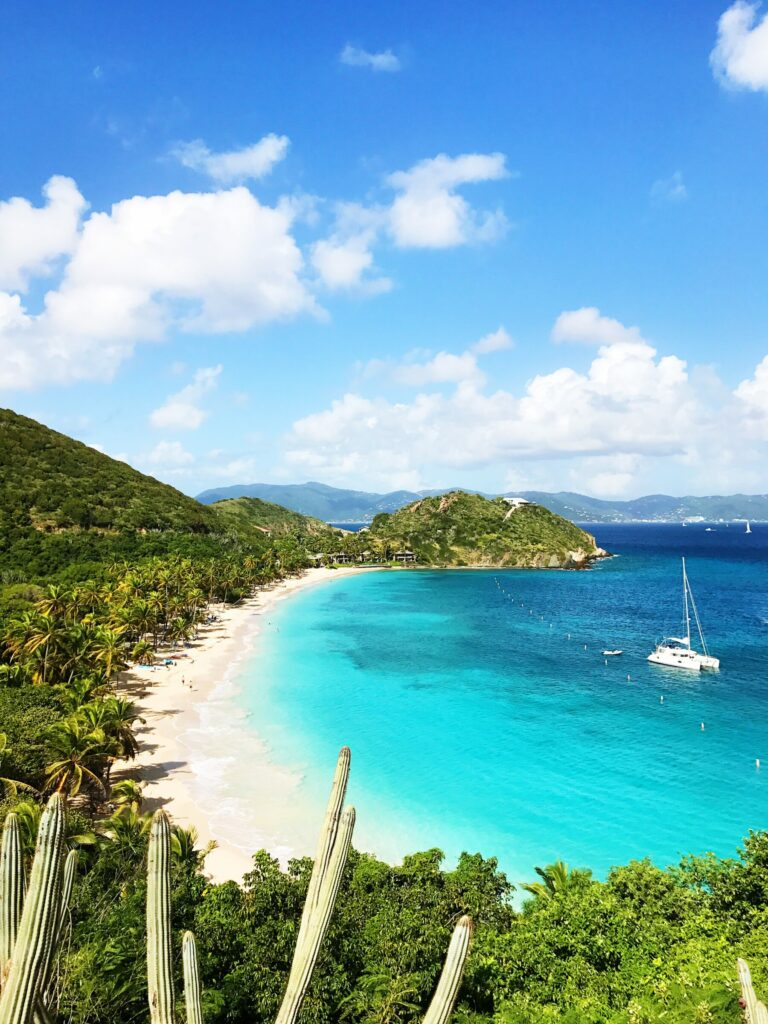 Peter Island British Virgin Island travel diary I Believe in Pink