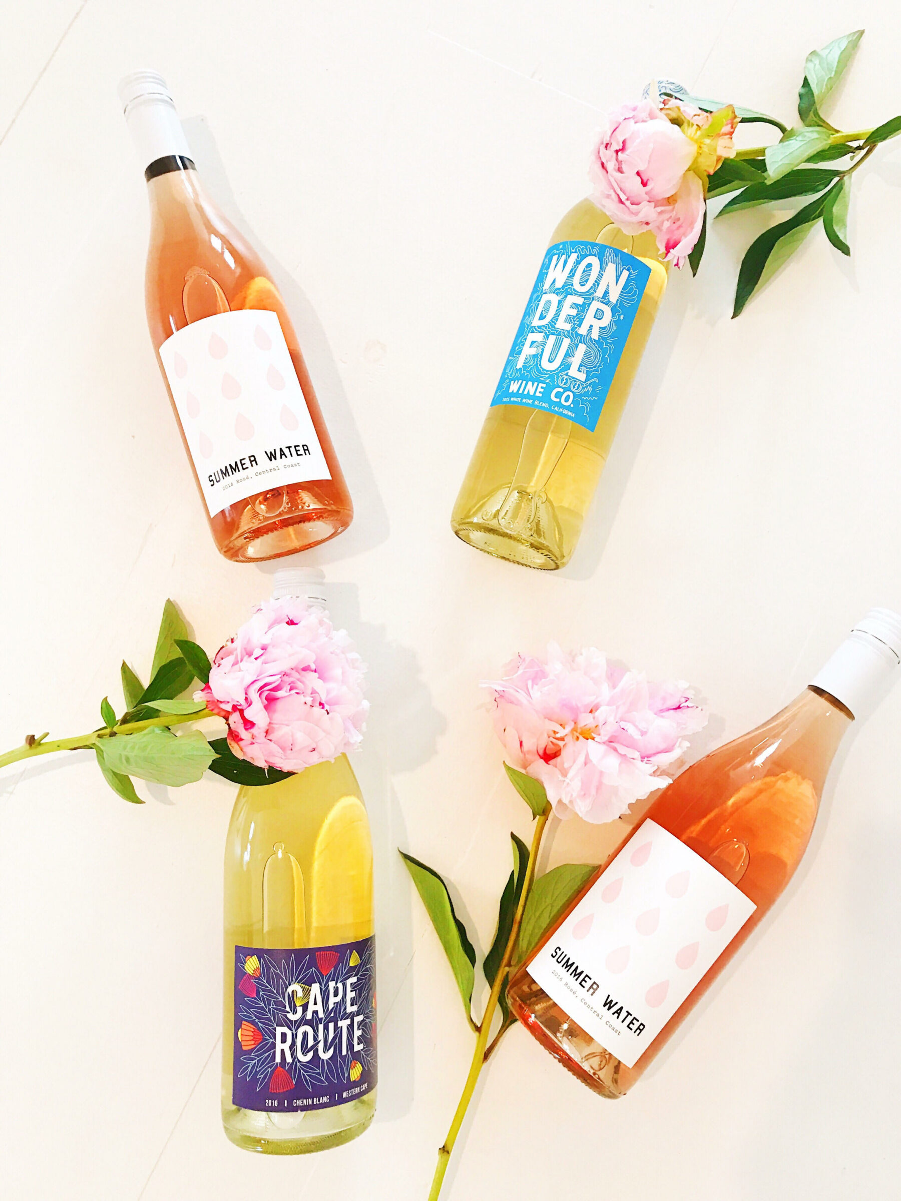 4 bottles of wine for $27 with Winc