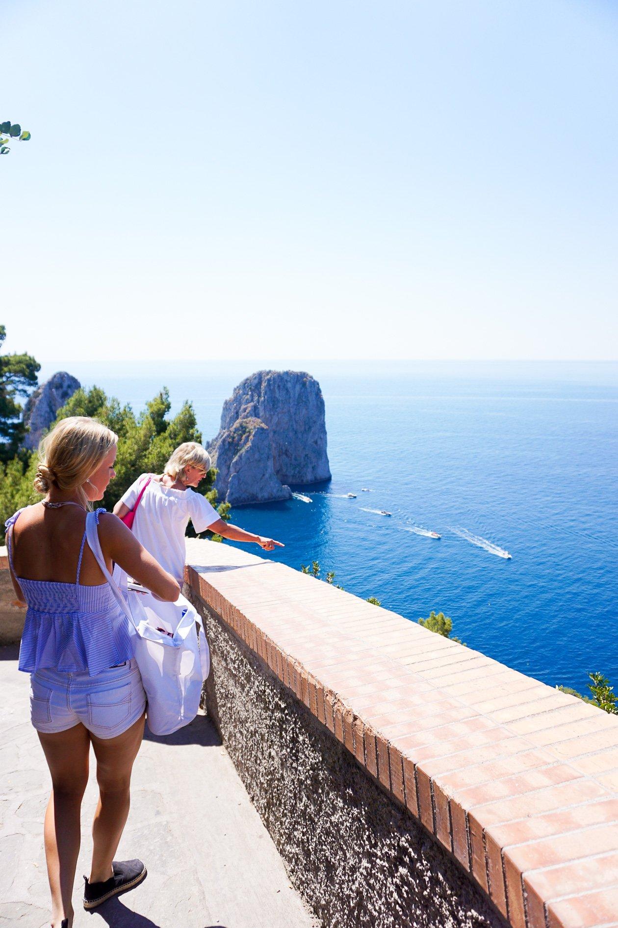 Capri, Italy travel guide in 2017