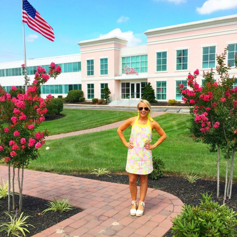 Lilly Pulitzer internship Lilly Dream Job