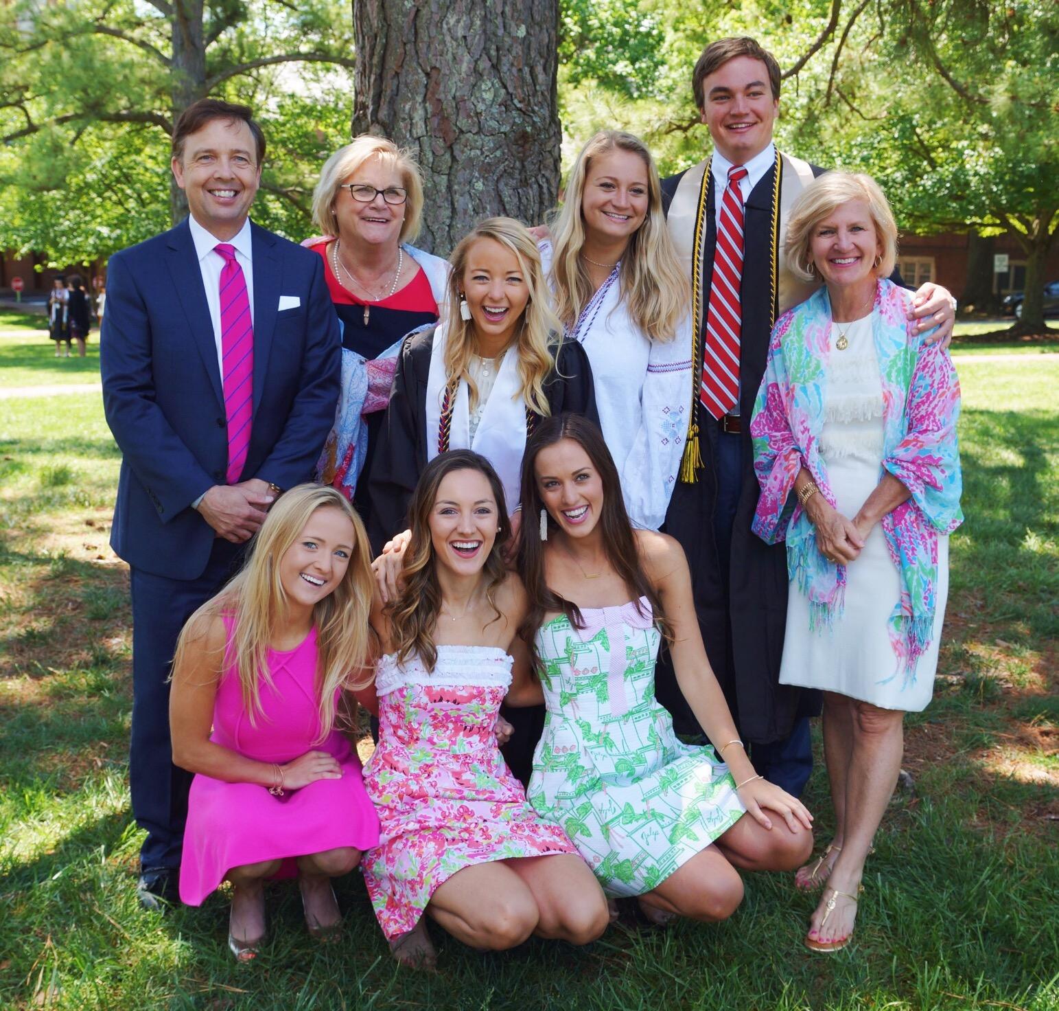 University of Richmond graduation