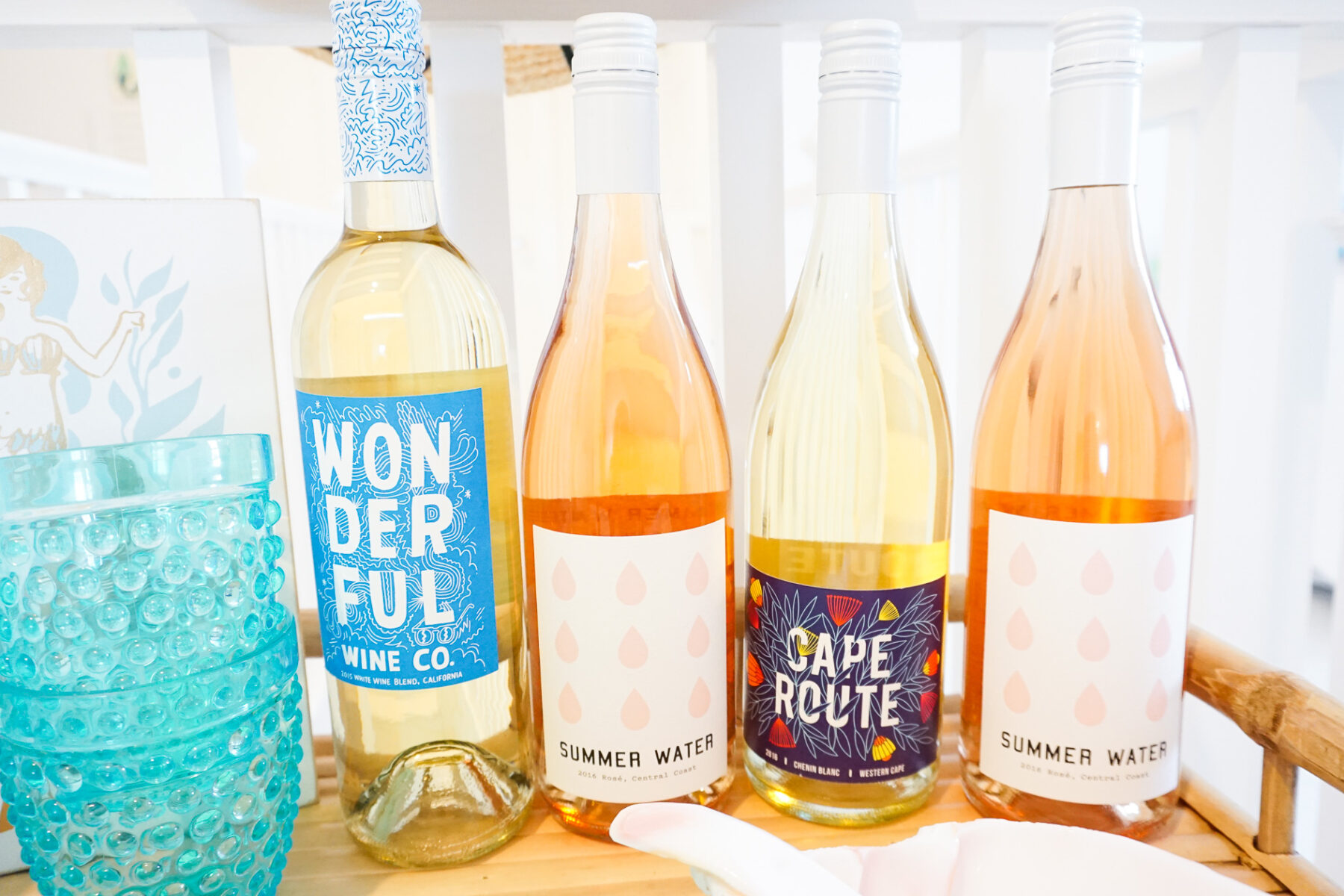 Discounted wine with Winc on Amy Believes in Pink