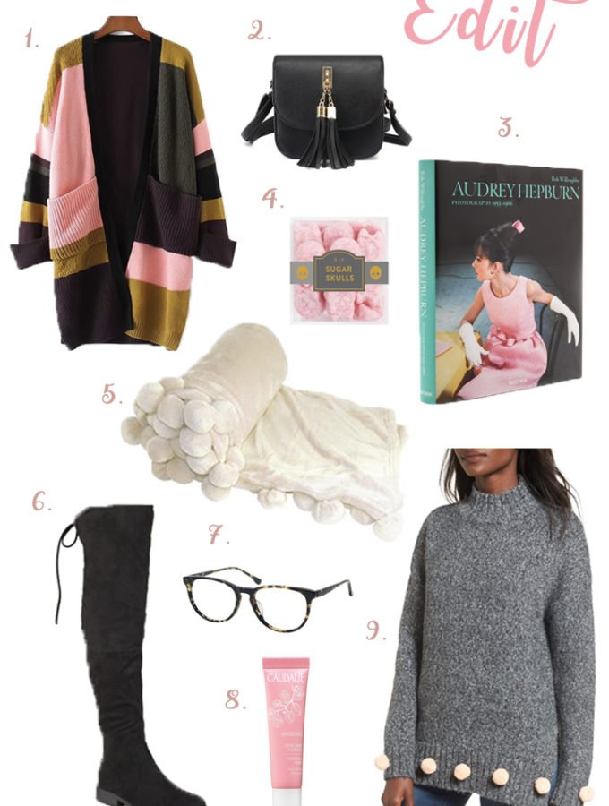 The I Believe in Pink Edit: October