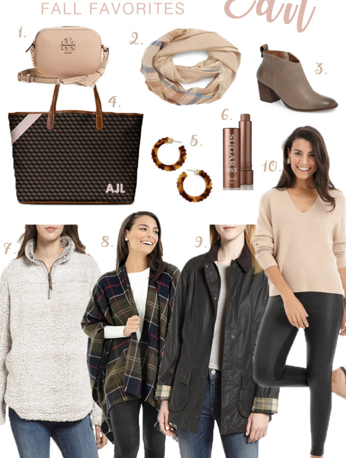 The I Believe in Pink Edit: September Fall Fall Favorites