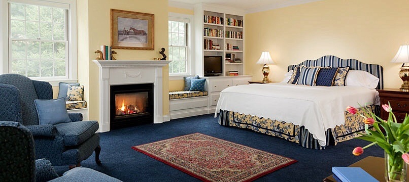 Inn at Whitewing Farm in Westchester, Brandywine Valley PA