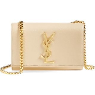 Saint Laurent small kate chain crossbody bag holiday gift guide
