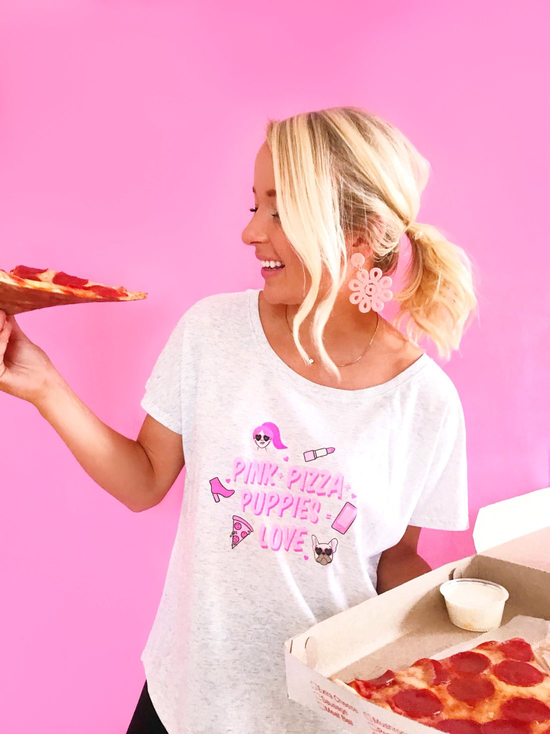 Gift Guide for the Pink Lover
