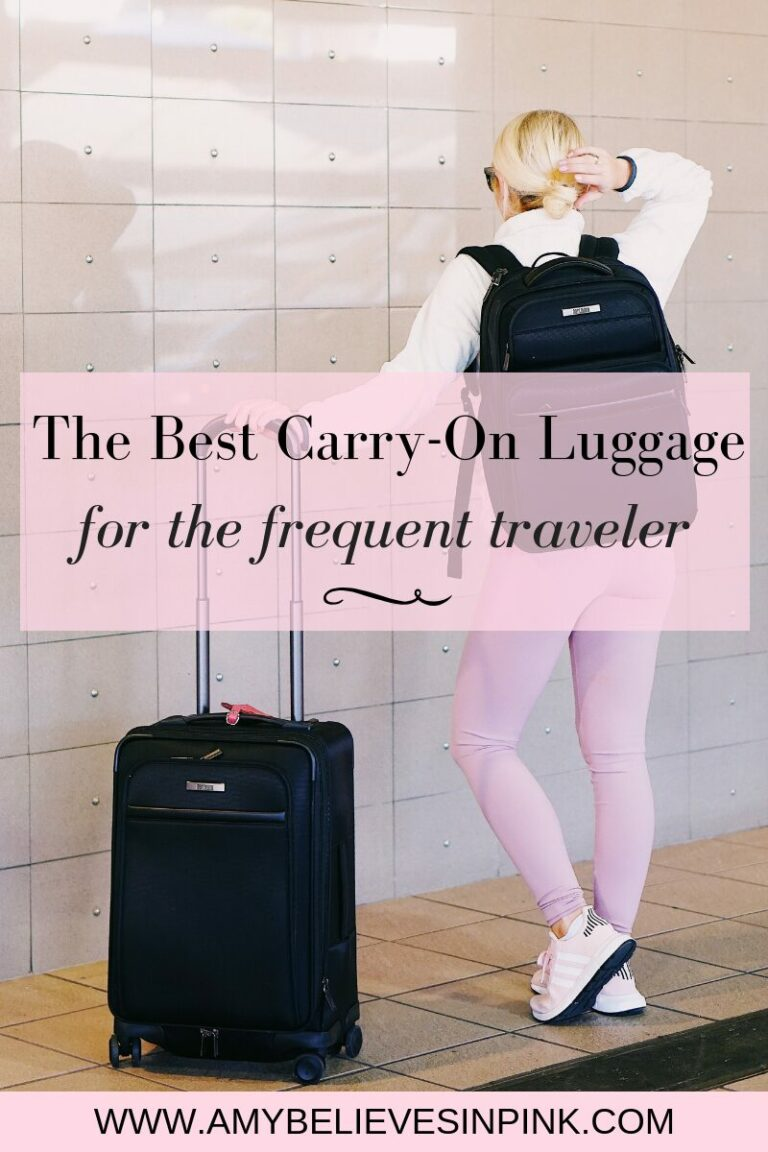 The best carry-on luggage for the frequent traveler