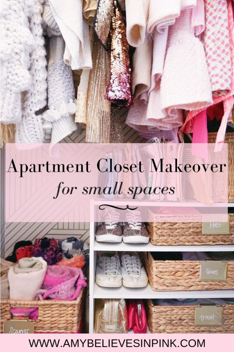 Closet organization and makeover by House of Turk