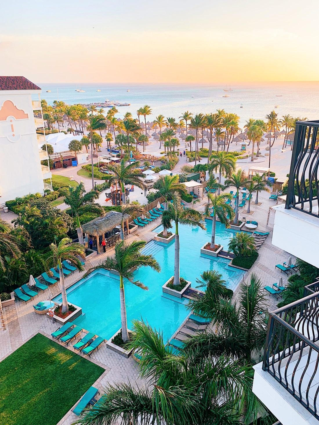 Aruba Marriott Stellaris Tradewinds