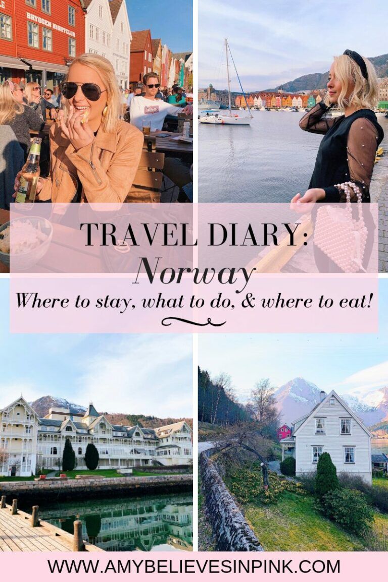 Norway travel diary, where to stay, what to do, & where to eat!