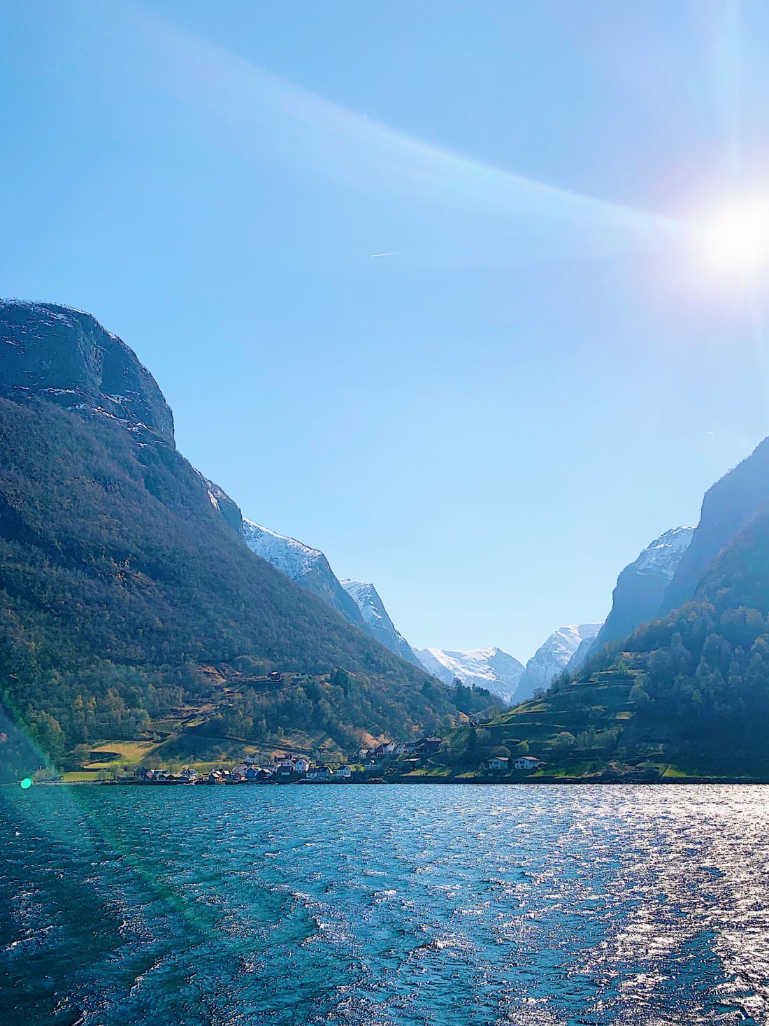 Flam, Norway travel diary, where to stay, what to do, & where to eat!