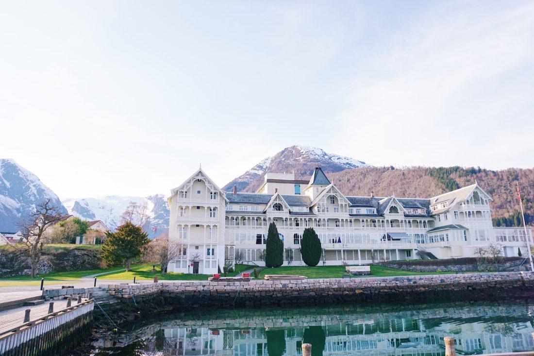 Kviknes Hotel Balestrand, Norway