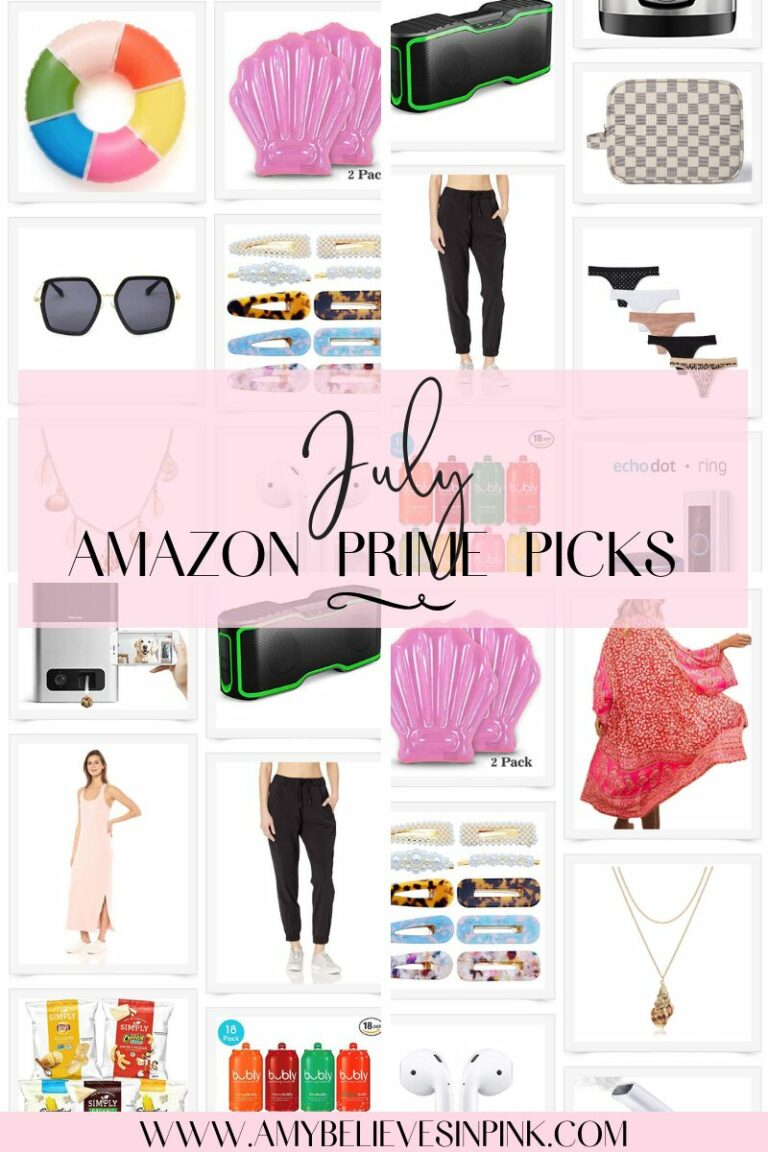 July Amazon Prime Day picks