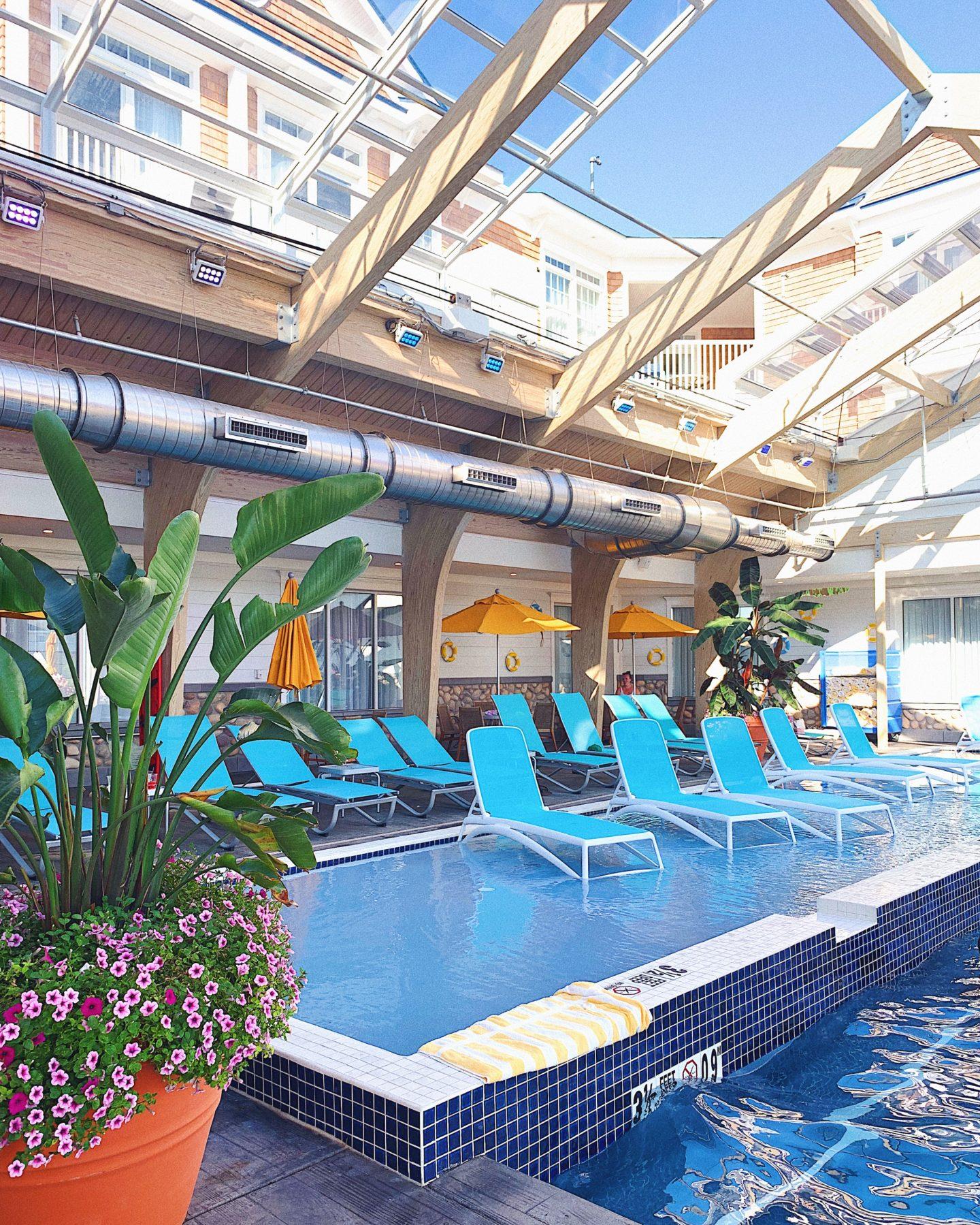 Long Beach Island travel guide Hotel LBI