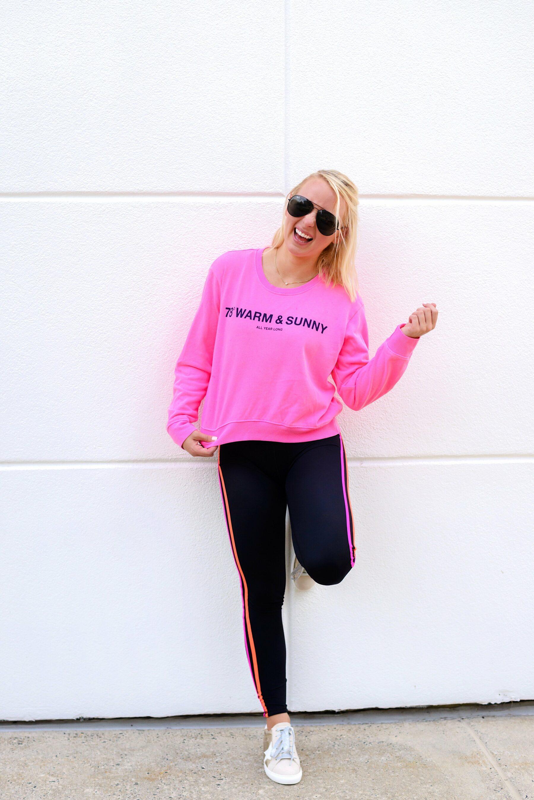 Addison Bay fashion forward activewear