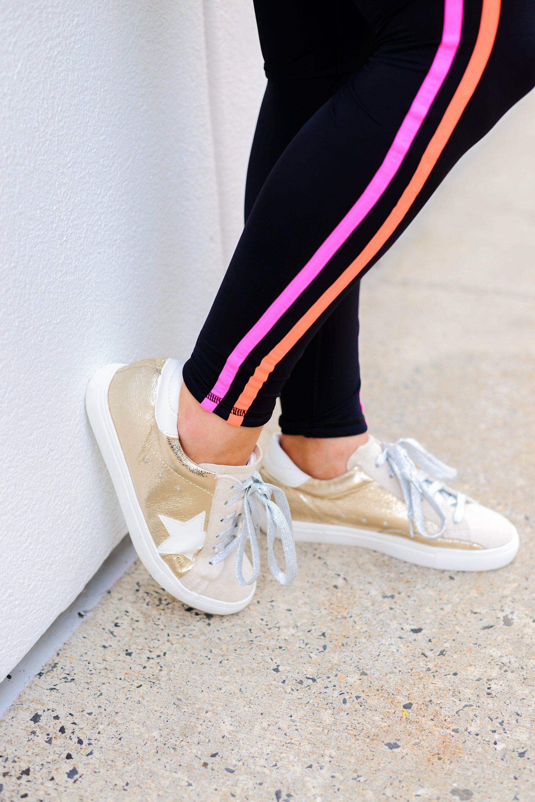 Golden goose knockoff sneakers