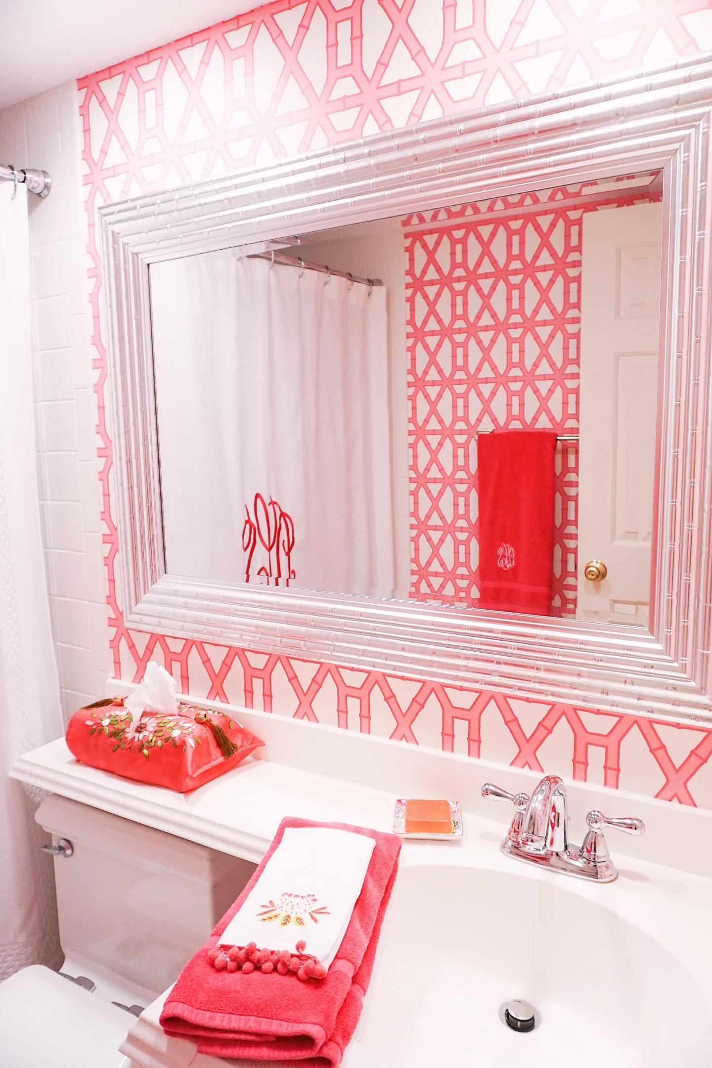 Vero Beach Townhouse pink decor