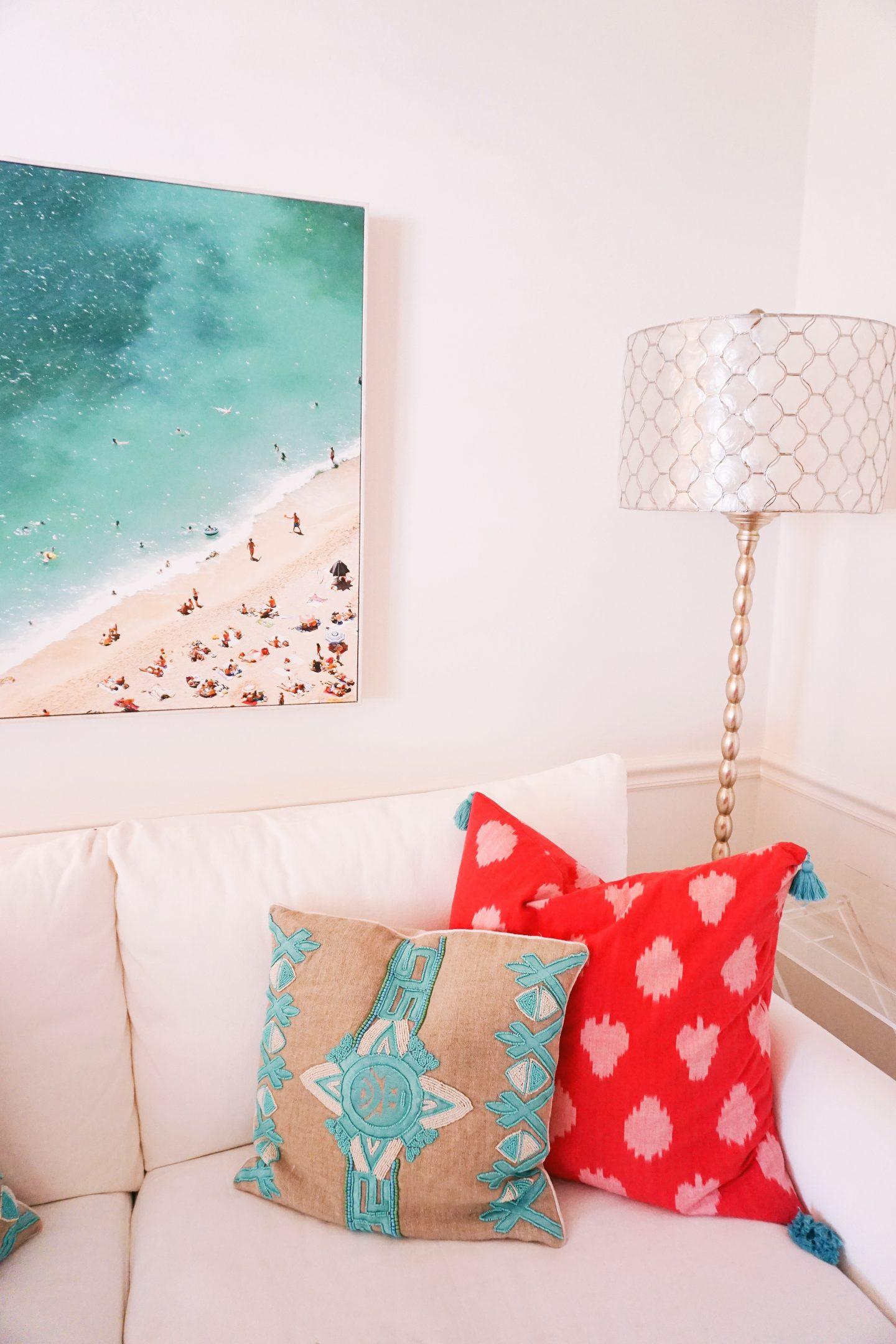 Vero Beach Townhouse sofa