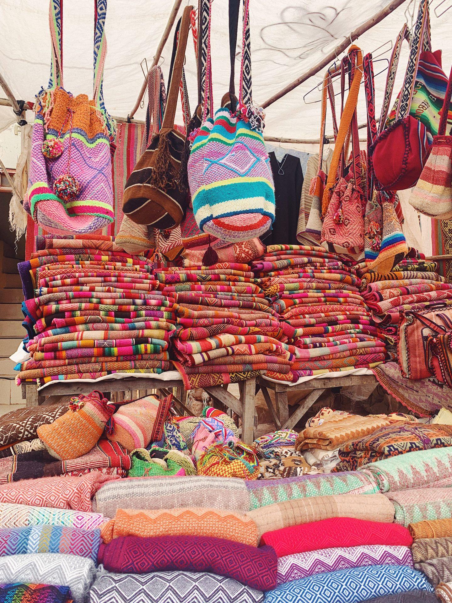 Best Peru markets