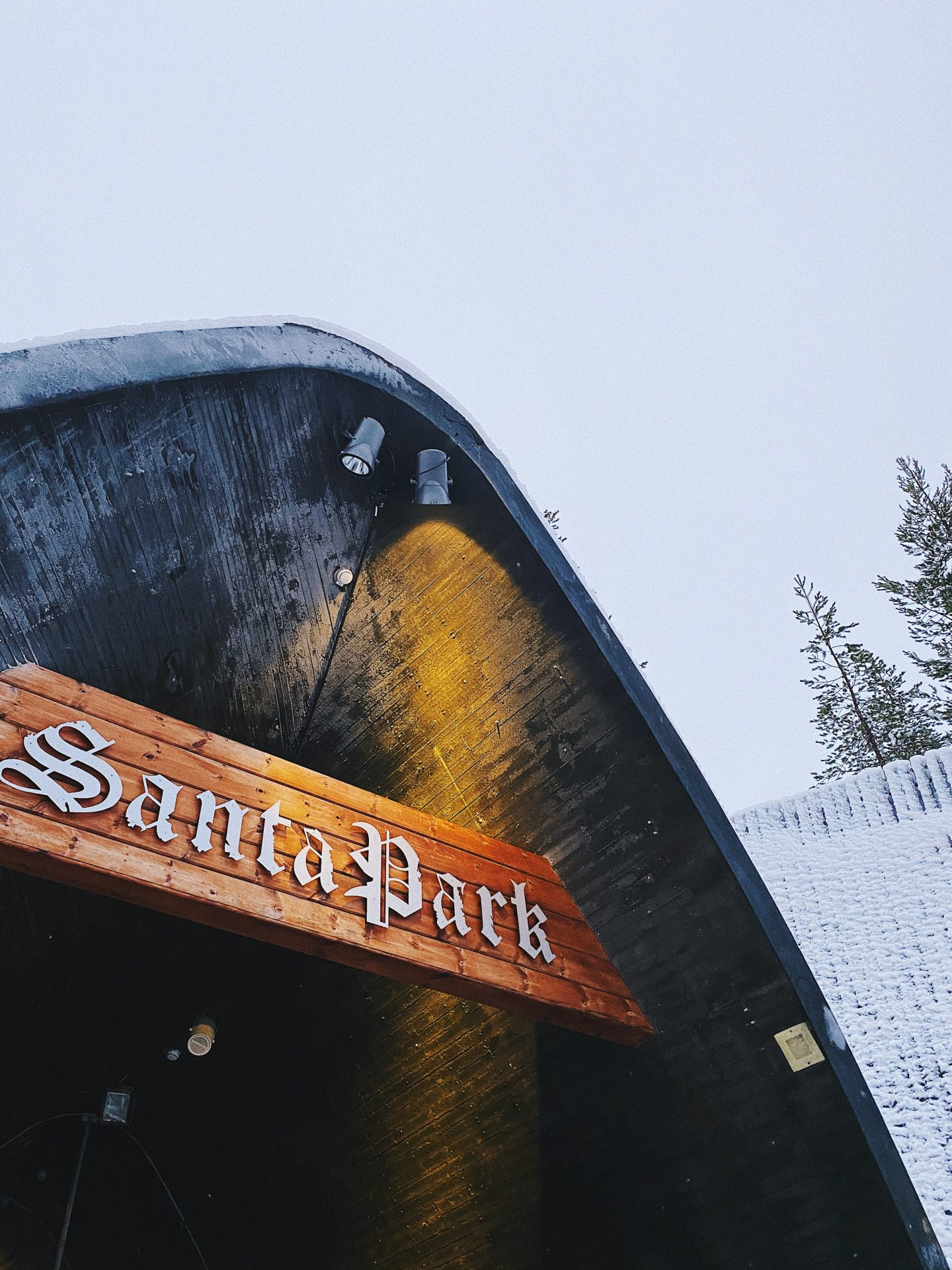 Travel guide and travel diary to Lapland, Finland and Rovaniemi, Finland with Santa Park