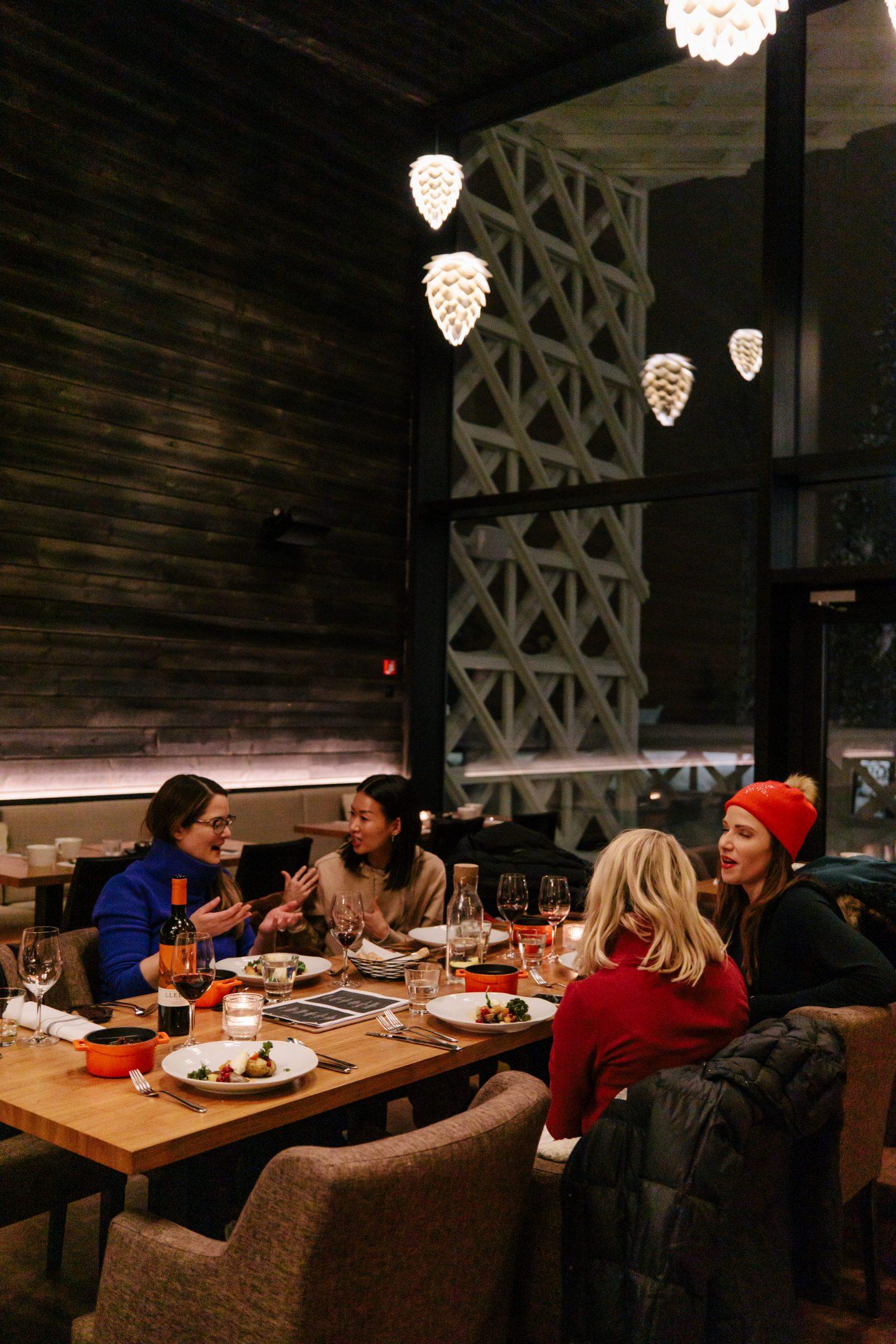 Rovaniemi, Finland with the Arctic Treehouse Hotel Review Rakas Restaurant