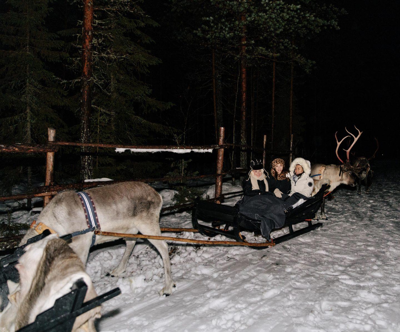 Rovaniemi, Finland with Sieriporo Reindeer Experience