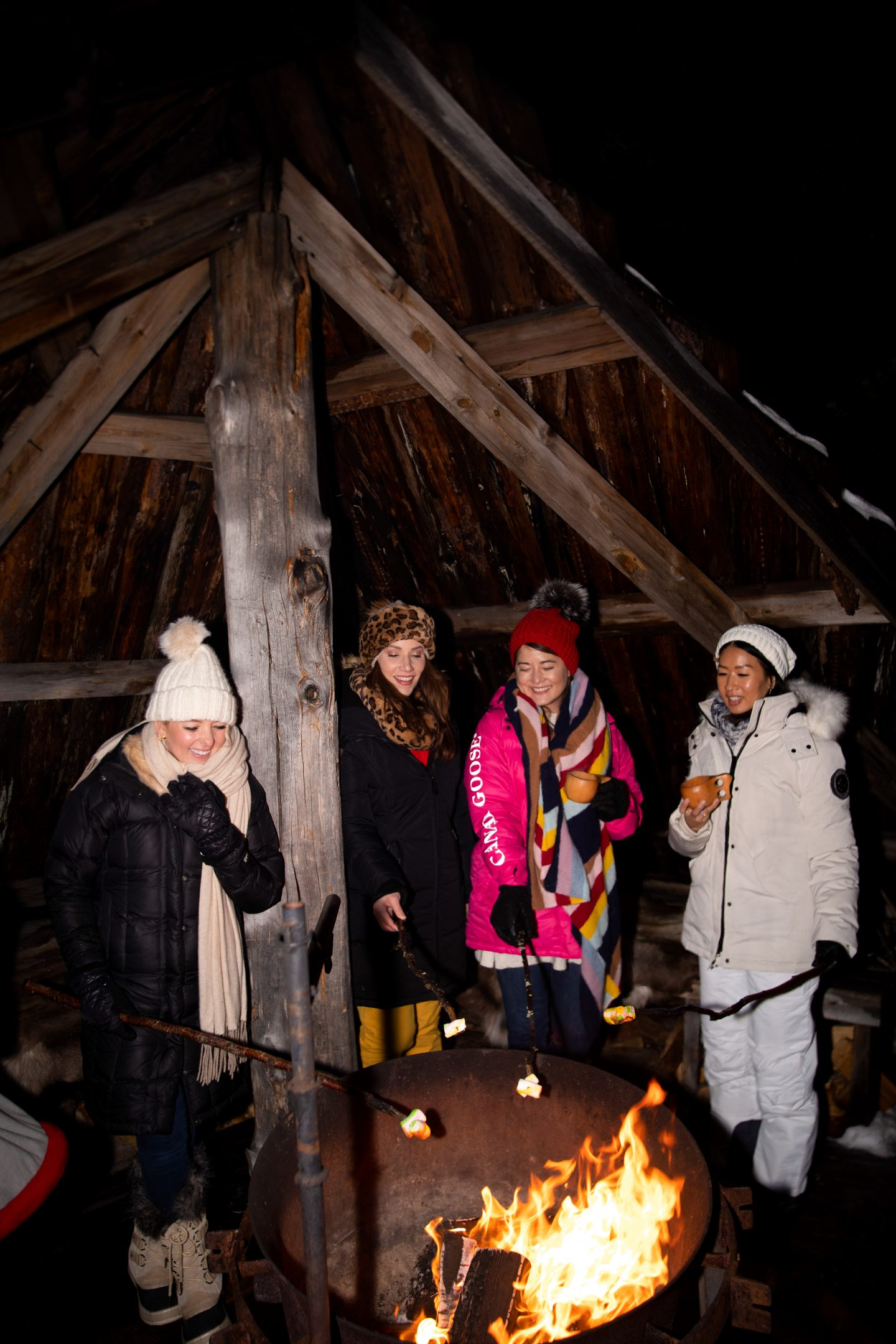 Travel guide and travel diary to Lapland, Finland and Rovaniemi, Finland with Santa's Secret Forest