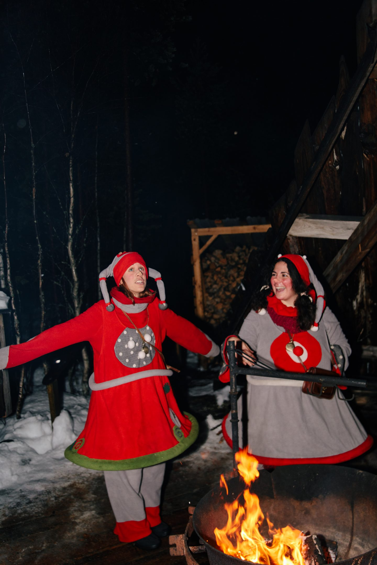 Rovaniemi, Finland with Santa's Secret Forest