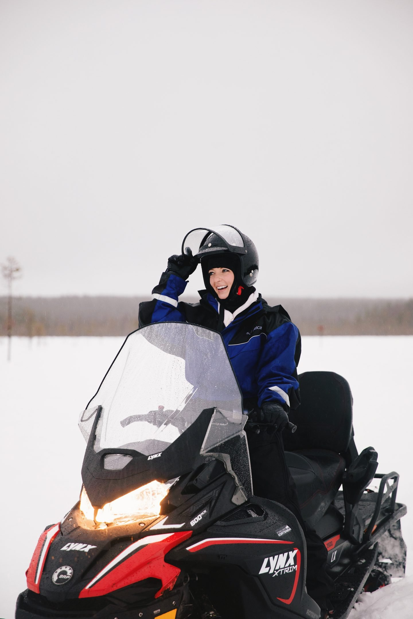 Travel guide and travel diary to Lapland, Finland and Rovaniemi, Finland with Safartica Snowmobiling Experience