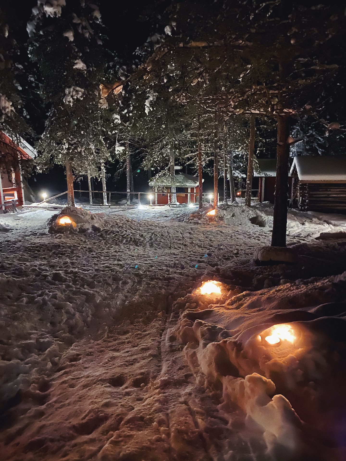 Travel guide and travel diary to Lapland, Finland and Rovaniemi, Finland with Safartica Ice Floating