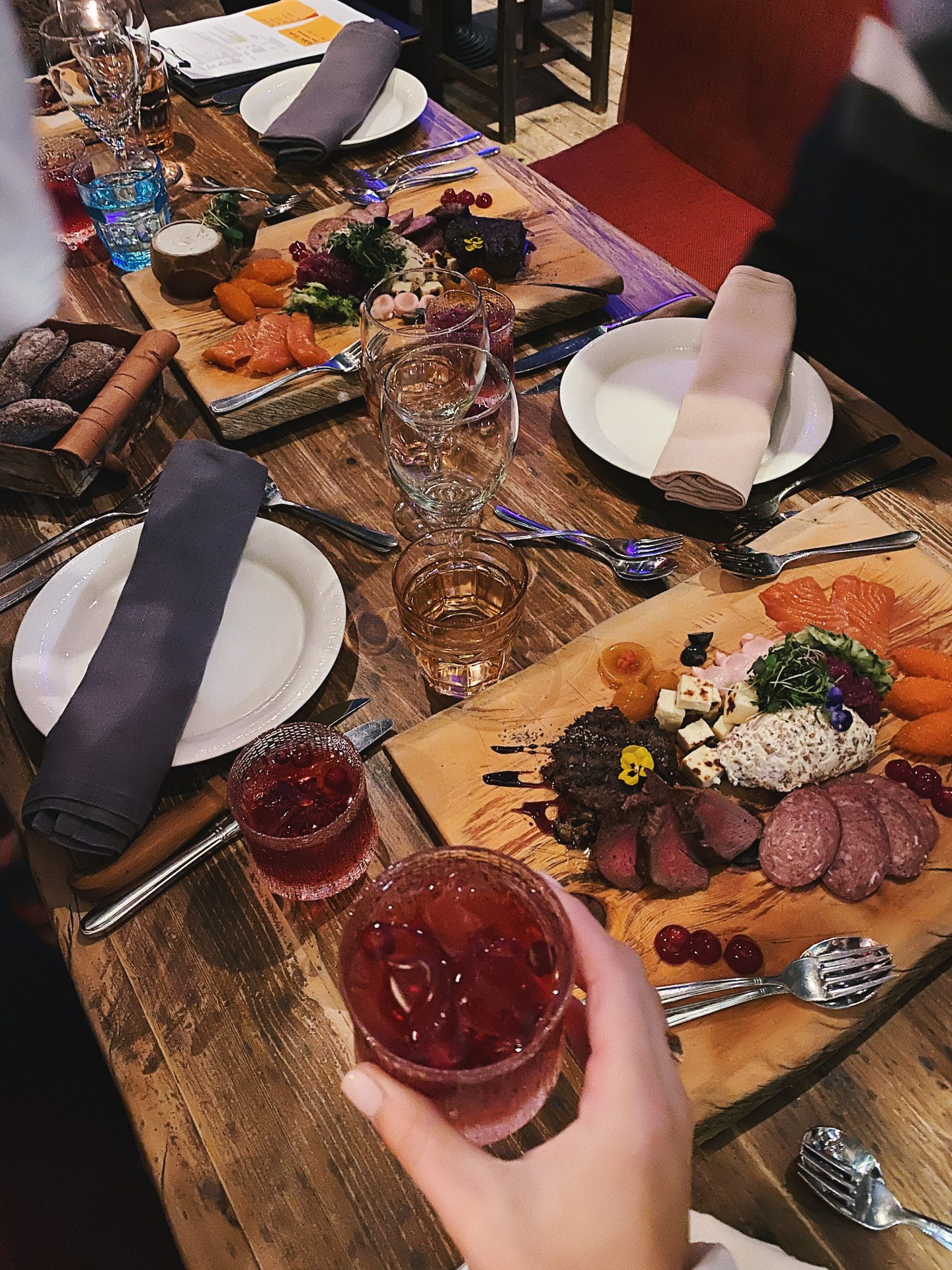 Travel guide and travel diary to Lapland, Finland and Rovaniemi, Finland with Nili Restaurant