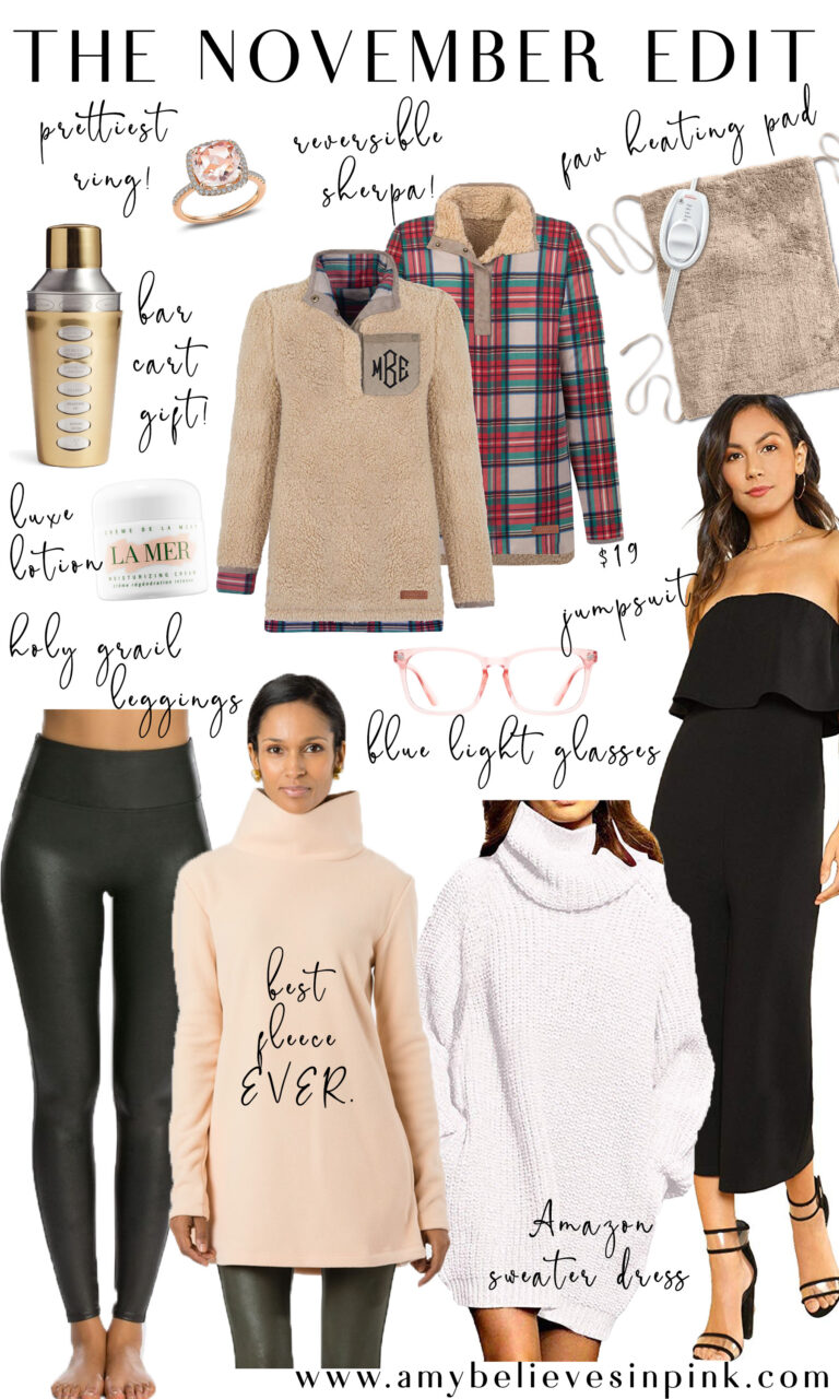The November Edit - most popular gifts 2019