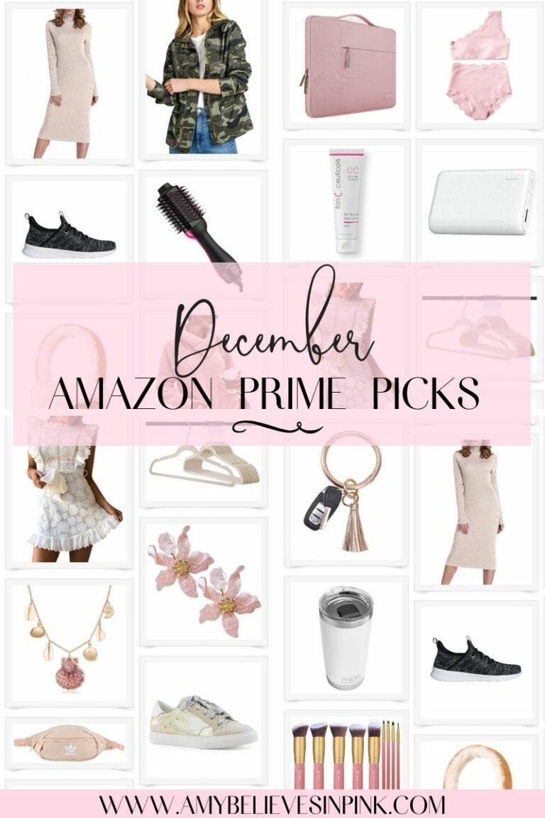 December Amazon Prime Picks, best Amazon items of 2019
